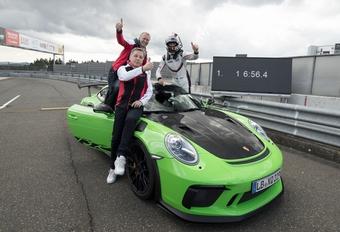 Het verhaal achter Porsches Nürburgring-records