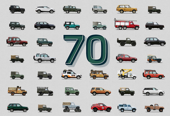 30 april is World Land Rover Day #1