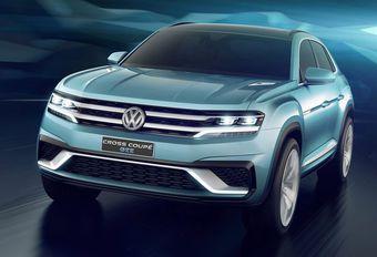 Volkswagen Tiguan: en nu de Coupé? #1