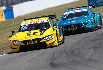 Mercedes en BMW schrijven DTM-geschiedenis in Hockenheim #1