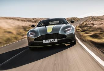 Aston Martin DB11 krijgt AMR-behandeling #1
