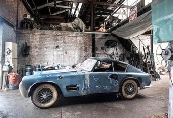 Jaguar uit Gentse schuur brengt 356.500 euro op #1