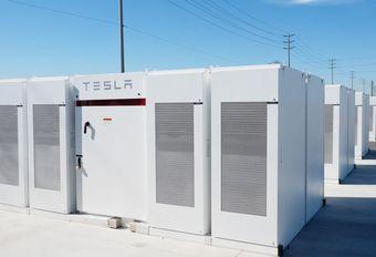 Tesla installe des PowerPacks en Belgique #1
