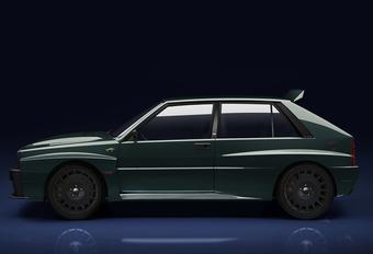De onwaarschijnlijke comeback van de Lancia Delta Integrale #1