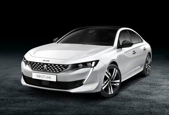 Zoveel kost de nieuwe Peugeot 508 #1