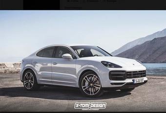 Porsche : Pourquoi pas un Cayenne Coupé ? #1