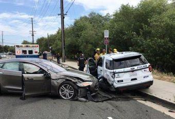Tesla : deux accidents avec Autopilot #1