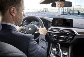 BMW monteert vanaf juli Microsoft Office 365 in zijn auto's #1