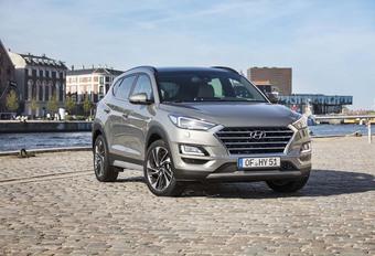 Vernieuwde Hyundai Tucson wordt milde dieselhybride #1