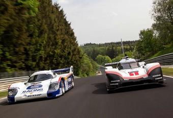 VIDÉO – Porsche : mieux que les 6:11 s de Bellof sur le Ring ? #1
