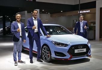 Hyundai N: Veloster en nieuwe strategie #1