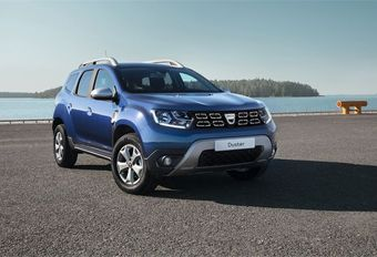 Le Dacia Duster vire au « Blue » #1
