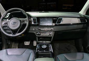 Kia Niro EV : 204 ch et 64 kWh #1