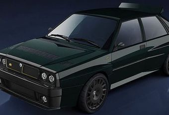 Lancia Delta Integrale: retro is terug #1