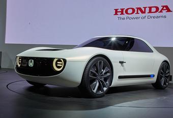 GM et Honda vont faire des batteries ensemble #1