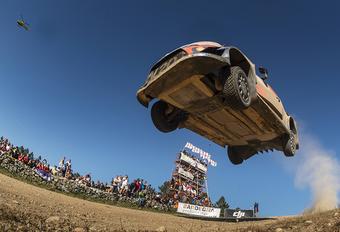 Vliegende Neuville wint spannende secondenstrijd met Ogier in rally van Sardinië #1