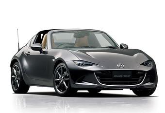 Mazda MX-5 krijgt meer power en zachtere ophanging #1