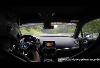 Rij mee met de Alpine A110 over de Nürburgring #1