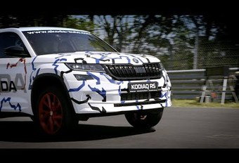 Škoda Kodiaq RS : SUV le plus rapide ? #1