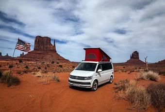 VIDÉO – 30 ans de Volkswagen California: California Dreamin' #1
