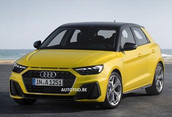 Audi A1 : fuite en ligne ? #1