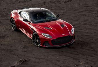 Aston Martin DBS Superleggera: opvolger voor Vanquish S #1