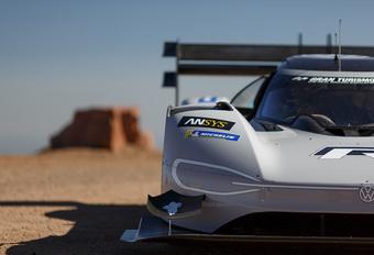 AutoWereld op Pikes Peak (2): hoe de Volkswagen I.D. R de berg wil veroveren #1
