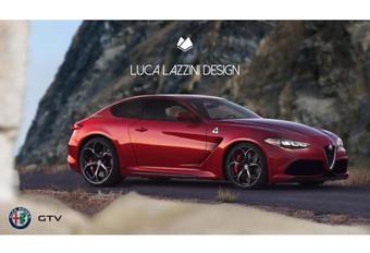 Future Alfa GTV : comme ça ? #1
