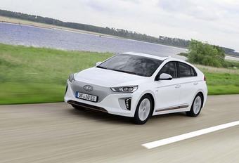 Hyundai Ioniq: lichte facelift voor 2019 #1