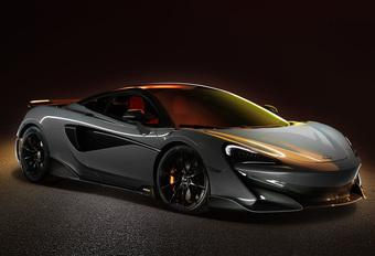 McLaren 600LT : 4e du nom #1