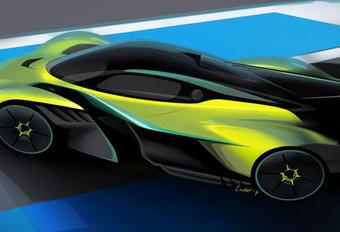Aston Martin wil Porsche kloppen op de Nürburgring #1