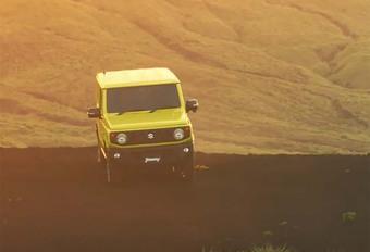 VIDEO – Suzuki Jimny 2019: alle details! #1