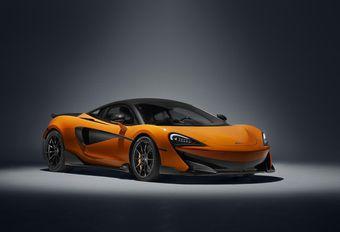 McLaren 600LT : les performances #1