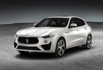 Trofeo-light: Maserati Levante GTS heeft 550 pk #1