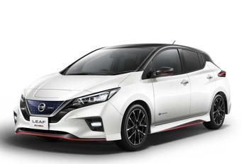 Nissan Leaf : la Nismo arrive ! #1