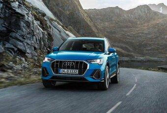 Audi Q3: tweede generatie wordt groter en slimmer #1