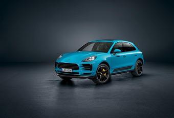 Porsche Macan: nieuwe stijl en connectiviteit #1