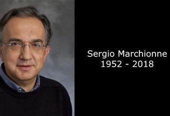 Décès de Sergio Marchionne #1