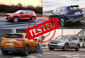 De klas van 2018 - de nieuwe lichting SUV's getest #1