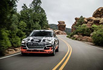Reportage: Met de Audi e-tron de Pikes Peak af #1