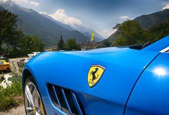 Ferrari : l'action sous pression #1
