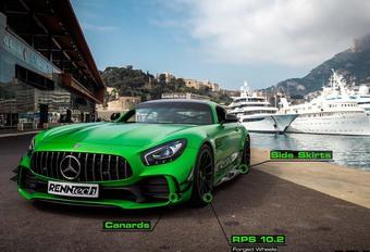 Mercedes-AMG GT-R: 7 min 04 s op de Nürburgring #1