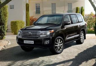 Toyota : plus de V8 pour le Land Cruiser ? #1