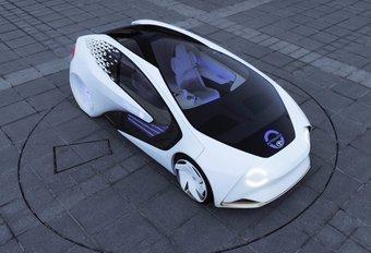Une étude Toyota sur les passagers durant les accidents de voitures autonomes #1
