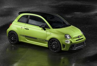 Abarth 595 : facelift minimaliste #1