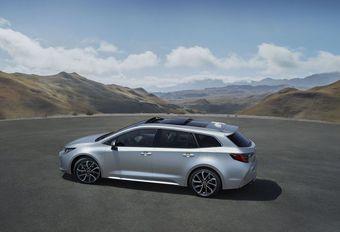 Toyota Corolla Touring Sports : break hybride de 180 ch #1