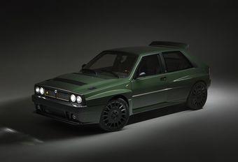 Lancia Delta Futurista is de Integrale van de 21e eeuw #1
