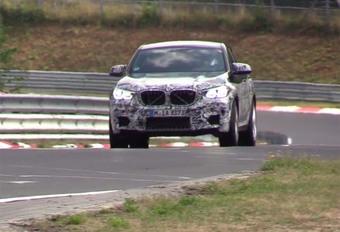 BMW X4 M : Avec un 3 litres de 475 ch #1
