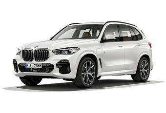 BMW X5 xDrive 45e : dernière génération d'hybride rechargeable #1