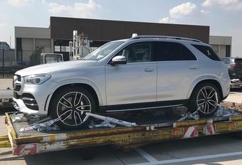 Pas op BMW X5, want hier is de nieuwe Mercedes GLE #1